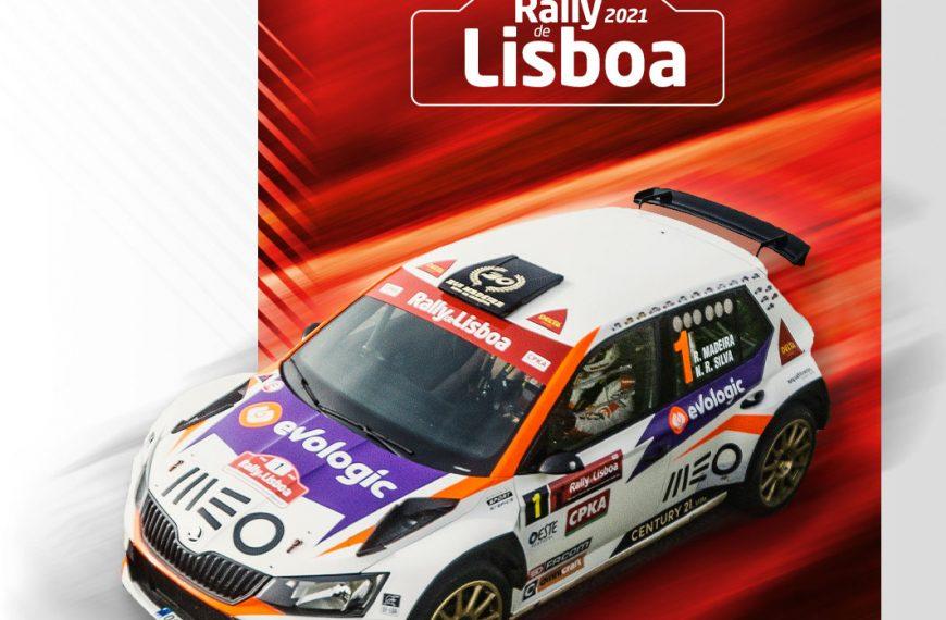 Rally de Lisboa já conta com 60 equipas inscritas!