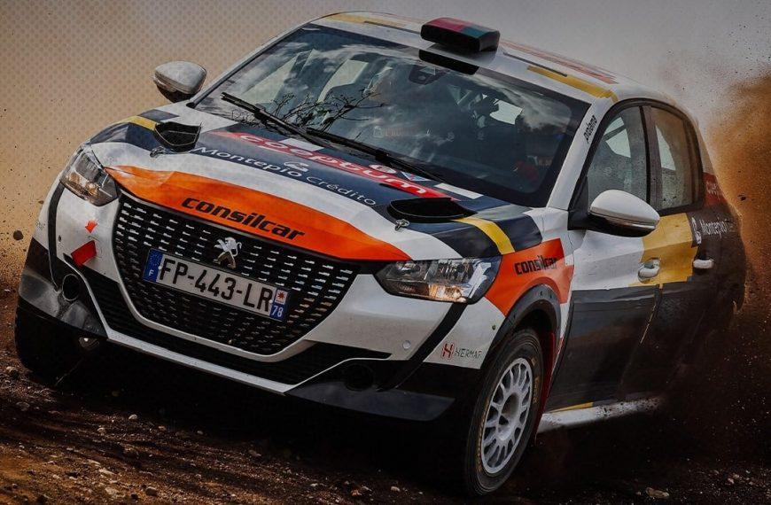 Ricardo Sousa confirmado com Peugeot 208 Rally4