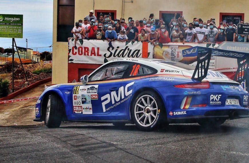 Paulo Mendes já se inscreveu para o Rally de Lisboa