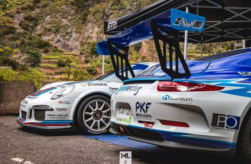 Começaram a chegar várias inscrições da Madeira para o Rally de Lisboa